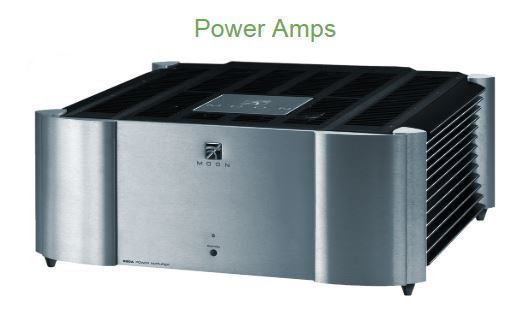 image of a power amplifier